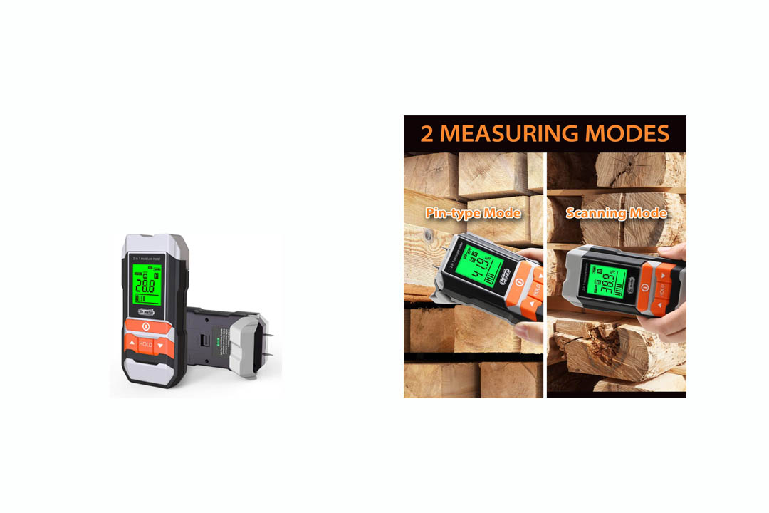 [Upgrade] Wood Moisture Meter