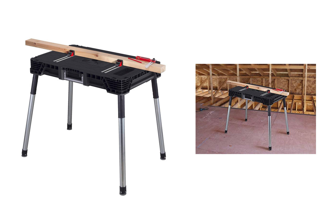 KETER Jobmade Portable Work Bench