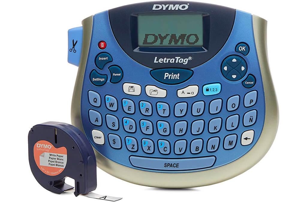 6. DYMO LetraTag LT-100T Plus Compact