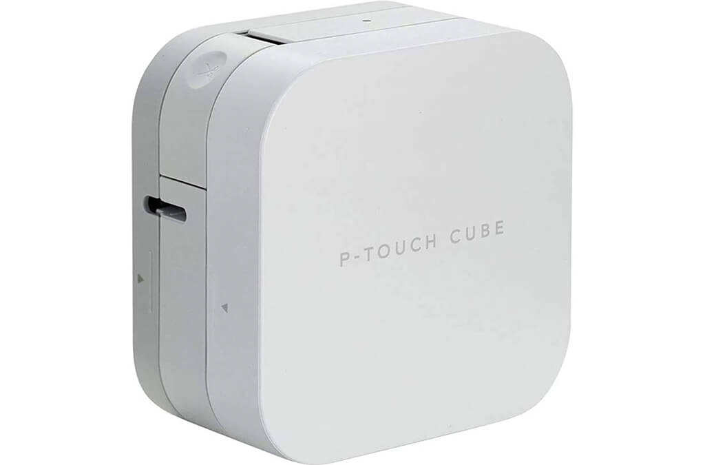 8. Brother P-Touch Cube Smartphone Label Maker
