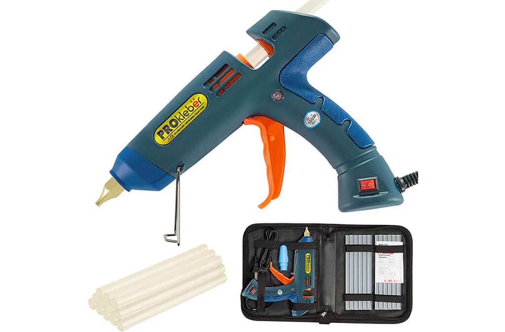 8. PROkleber Hot Melt Glue Gun Kit Full Size